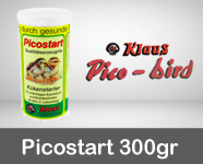 Klaus picostart for fancy poultry