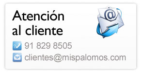 Mispalomos.com: atención al cliente