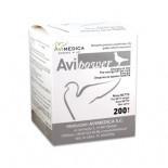 AviMedica AviPower 200 gr, (energía extra a base de vitaminas y carbohidratos)  para palomas y pájaros