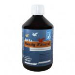 productos, medicamentos y vitaminas para palomas y pájaros: Backs Flussing Minerals 500 ml, (preparado líquido a base de minerales y oligoelementos)
