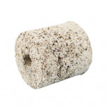 Ornitalia Bloque Mineral Grande Perforado 465gr, (bloque mineral para loros
