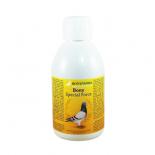 Productos para palomas: Bony Special Forte 250 ml, (aumenta la resistencia y protege el hígado y los riñones)
