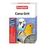 Beaphar Cana Grit 250gr, (suplemento mineral con carbón)
