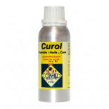 Comed Curol 250 ml, (aceite de cura, refuerza el sistema inmunitario de los pájaros)