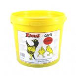 Klaus Grit con Anis 5kg, (grit extra, de alta calidad, enriquecido con  anis)