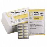 Multivitamin EB12, 100 cápsulas de Chevita (multivitamínico; problemas de fertilidad)