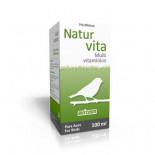 Avizoon Natur Vita 100 ml, (multivitamínico de alta calidad). Para pájaros