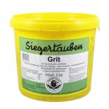 Klaus Siegertauben Grit 5kg, (mezcla de minerales para la cría, muda y competiciones)