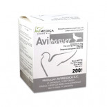 AviMedica AviPower 200 gr (extra energy based on vitamins and carbohydrates) for pigeons and birds.