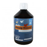 Pigeons products and medicines: Backs Flussing Minerals 500ml, (Liquid minerals and trace elements)
