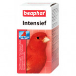 Beaphar Intesief Red 50gr, (improves the red colour in all coloured birds)