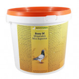 Pigeons Produts and Supplies: Bony MineralMix Superior 10 kg, (minerals, trace elements and amino acids enriched beer yeast)
