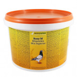 Pigeons Produts and Supplies: Bony MineralMix Superior 5 kg, (minerals, trace elements and amino acids enriched beer yeast)