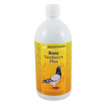 Pigeons Produts and Supplies: Bony Sambucca Plus 1L, (especially meant for the period of high risks for viral infections)