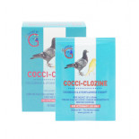 Giantel Cocci-Clozine (treatment of coccidiosis and atoxoplasmosis) For pigeons and birds