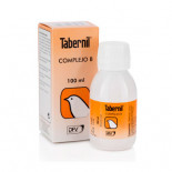 Tabernil Complejo B 100ml, (B vitamin complex for cage-birds)