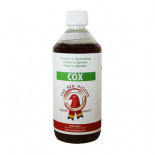Racing Pigeons Store: The Red Pigeon Cox 500 ml, (with thyme, oregano and garlic extract)