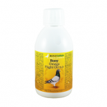 Aceites para palomas: Bony Omega Flight Oil 2.0 250 ml, (Blend of high quality oils, special for competitions)