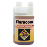 Products for birds: Comed Floracom, (keeps the intestinal flora in perfect condition)