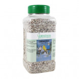 Ornitalia Ornigrit 1.2kg, (excellent grit enriched with calcium and coal)