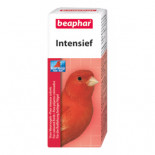 Beaphar Intesief Red 10gr, (improves the red colour in all coloured birds)