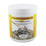 Ornitalia Greg Nutrimam 22 500gr, (hand rearing chicks during the first days of life)