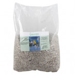 Ornitalia Ornigrit 4kg, (excellent grit enriched with calcium and coal)