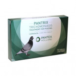 NEW Pantex Pantrix 50 tablets  + 10 free (treatment and prevention of trichomoniasis in pigeons and birds)