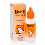 Tabernil Complejo B 20ml, (B vitamin complex for cage-birds)