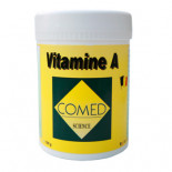 products and supplements for birds: Comed Vitamine A, (vitamin A powder). For birds