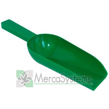 Acessórios para pombos: Colher de plástico com 0,2 kg de capacidade.