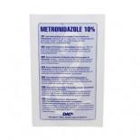 Metronidazole 10, DAC, trichomonados/hexamidos, pombos de correio