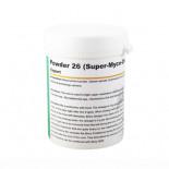 Powder 26 (Super-Myco-Ornimix) 100gr, (tratamento altamente eficaz para infecções respiratórias superiores)
