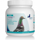 Pigeons & Birds products: PHP Carbo 500gr, (Let your pigeons fly spontaneously! )