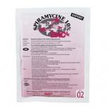 Spiramycine 10%, dac, products for pigeons