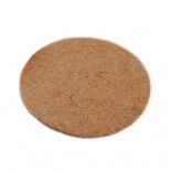"Birds products & supplies online store: Natural coconut nest pad 9""."