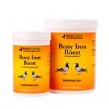 Bony iron Boost 200 gr, (concentrado a base de hierro activo). Palomas y pájaros