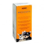 MedPet Medicote 100 ml, (Fatty acid, vitamin and trace element supplement for dogs and cats).