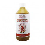 Racing Pigeons Store: The Red Pigeon Metabolyt 500 ml, (a compound of yeast culture and yeast cell walls)