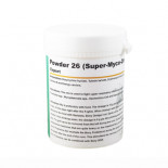 Pigeons Produts and Supplies: Powder 26 (Super-Myco-Ornimix) 100gr, (highly effective treatment against upper respiratory infections)