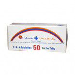 New Tollisan T+K+K 50 tablets, (kill all trichomonad even in the most resistant cases)
