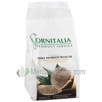 Ornitalia Perle Morbide Bianche 4kg, (Perla Mórbida: un nuevo concepto en alimentación para pájaros)
