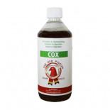 Palomos deportivos, palomas mensajeras, colombicultura y colombofilia: The Red Pigeon Cox 500 ml, (con tomillo, orégano y extracto de ajo)