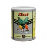 Klaus Vogel kohle 50 gr, (mejora la digestión y alivia la diarrea). Para pájaros