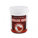 Productos para pájaros: The Red Pigeon Color Red 100gr, (colorante rojo intenso de alta calidad). Para pájaros