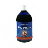 Productos para pájaros: The Red Pigeon Trio-Mix 500ml, (un producto de última generación con triple acción)
