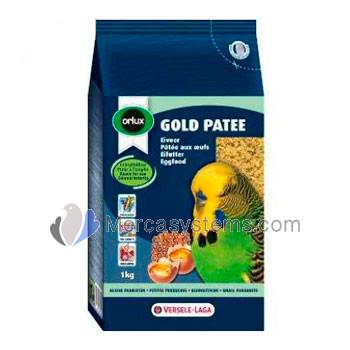 Versele Laga Orlux Gold patee 1kg moist eggfood for parakeets