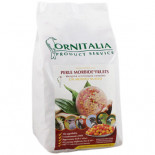 Ornitalia Perle Morbide Fruits Rosse 4kg, (a new concept in Bird Food. They prevent the well-known germination risks)