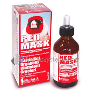 Ornitalia Red-Mask 100ml, (100% natural red pigmenting)