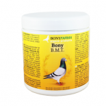Bony BMT 500g, (brewer's yeast  enriched with lacto proteins and vitamins). For Racing Pigeons